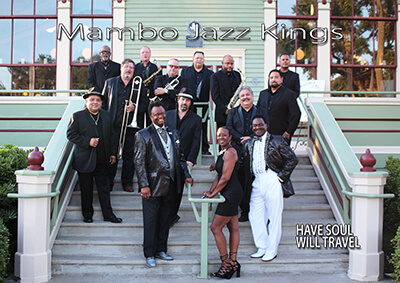 Mambo Jazz kings, private party entertainment
