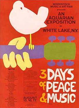 Woodstock tribute artists poster
