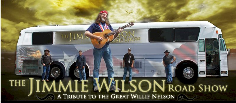 Jimmie Wilson Road Show 3