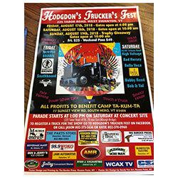 Hodgdons Truckers Fest