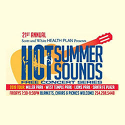 hot summer sounds 2019