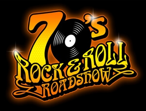 70's Rock and Roll Roadshow Logo