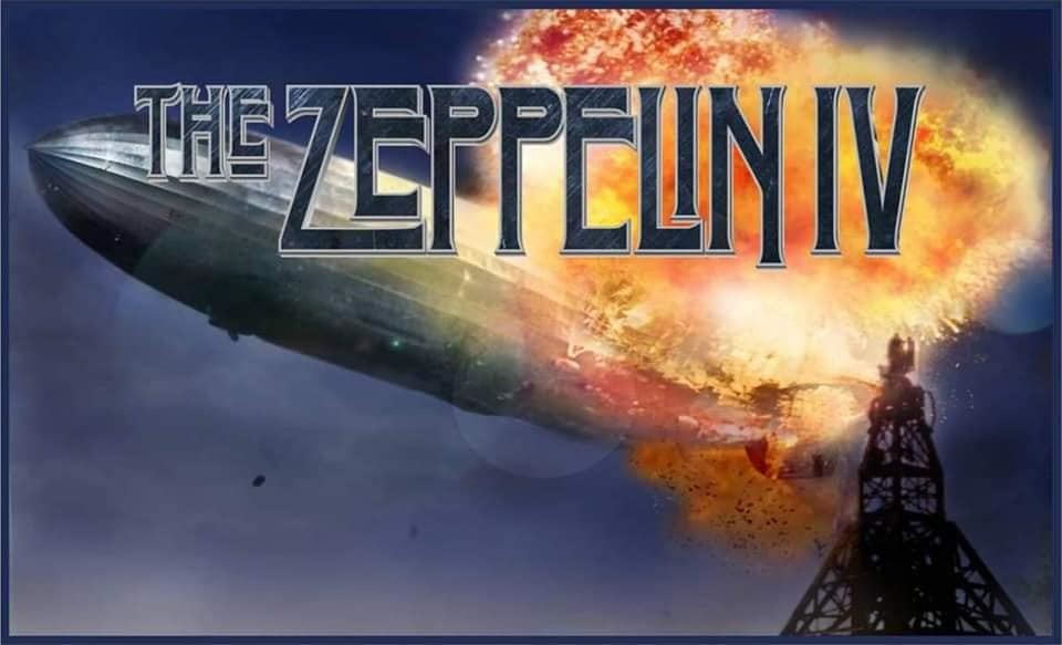 The Zeppelin 4 logo
