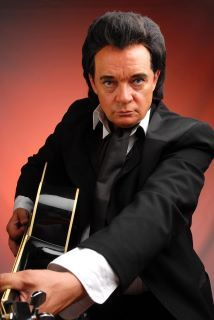 Phillip Bauer as Johnny Cash