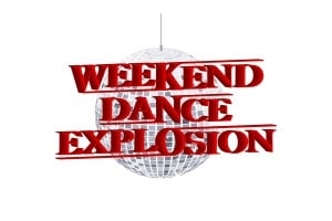 weekend dance explosion