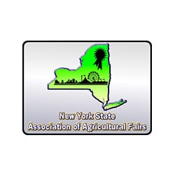 New York State Association of Agricultural Fairs logo