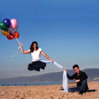 Michael Grandinetti Magic - 2020 Promotional Photo 3 - Levitation