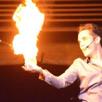 Michael Grandinetti Magic - Fire Vanish