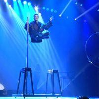 Michael Grandinetti Magic - Mid-Air Levitation