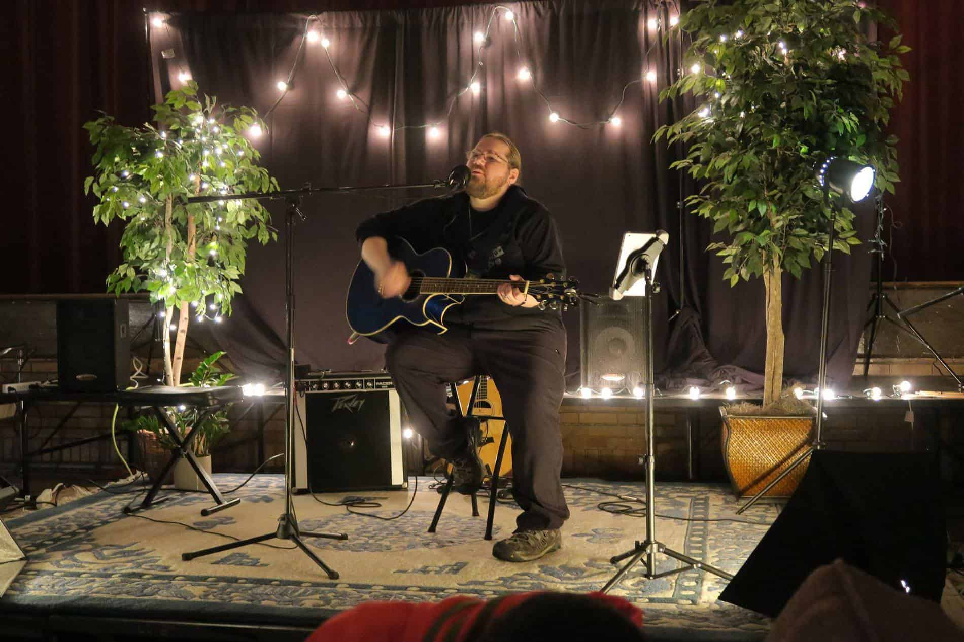 acoustic entertainment for private events