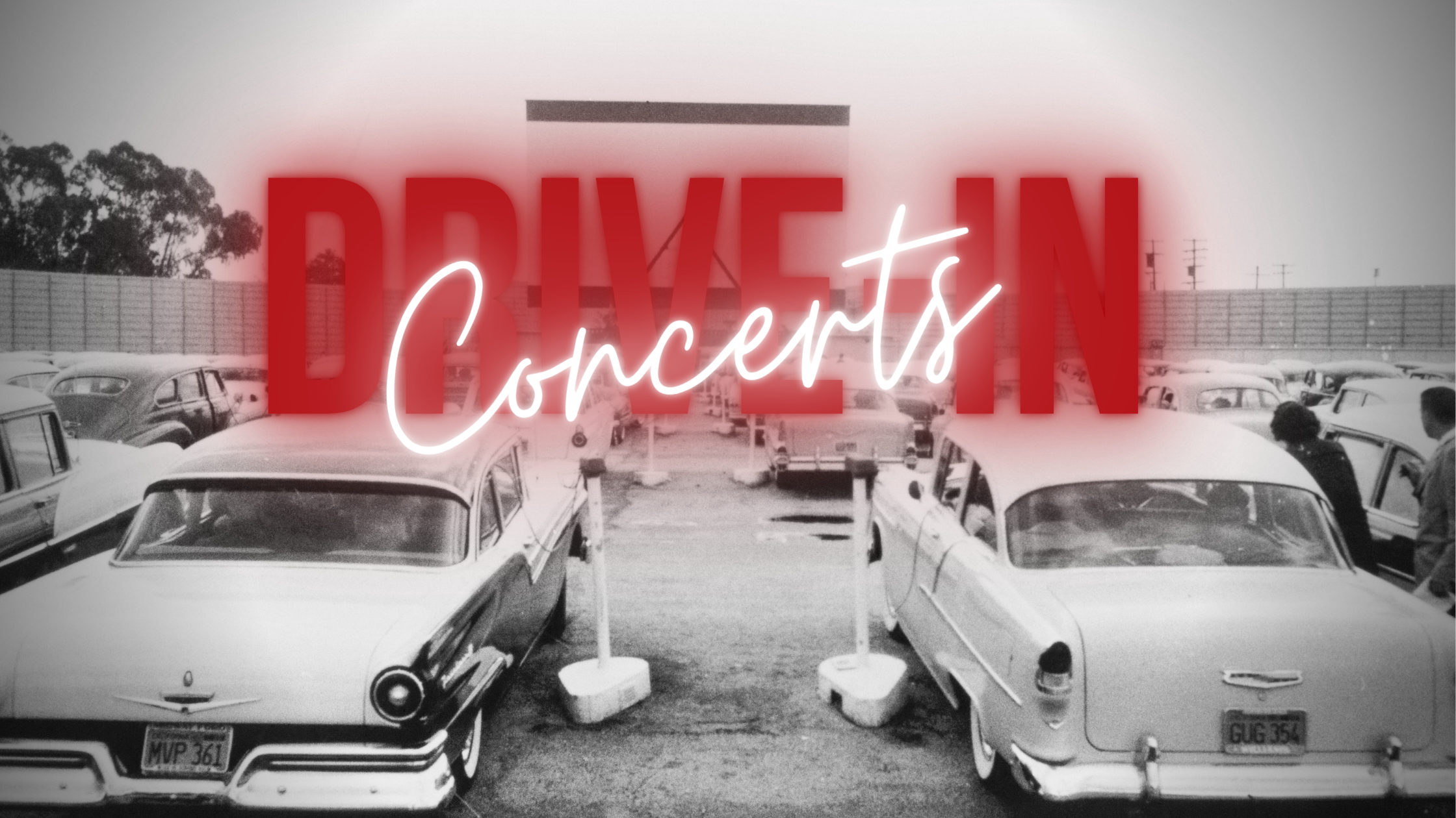 Drive In Concerts