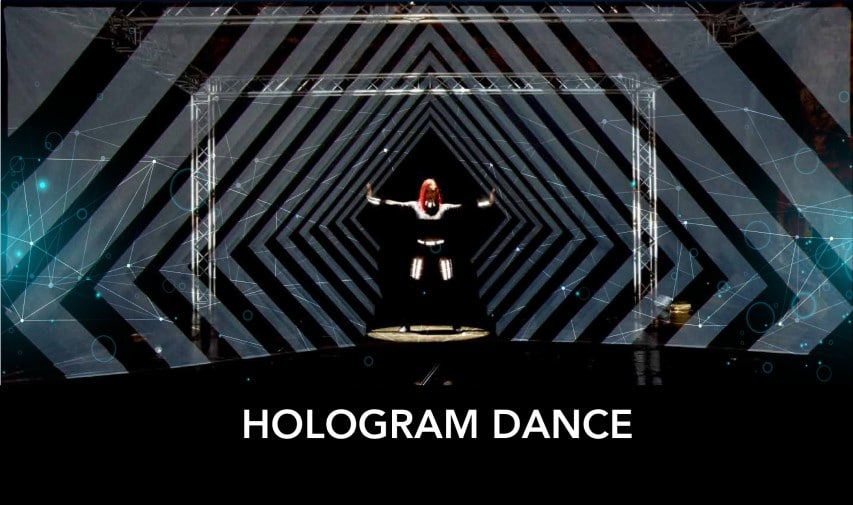 mestizo hologram dance