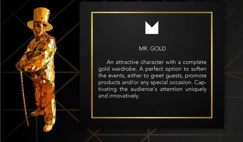 mestizo gold costume