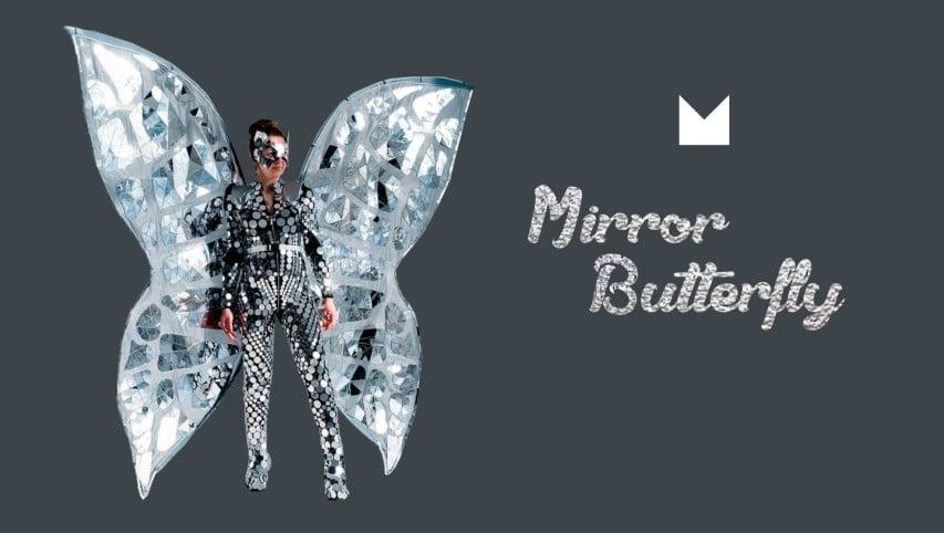 mestizo mirror butterfly