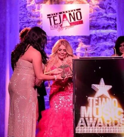 Tejano music award