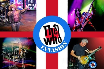 the who invasion - the who tribute