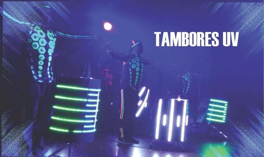 tambores UV