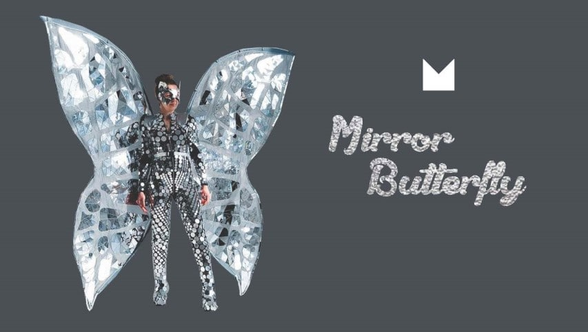 mirror butterfly show