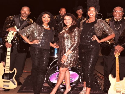Lisa Perkins and the E-Lusion Band