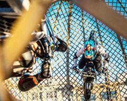 globe of death stunt show