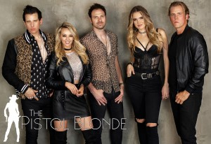 The Pistol Blonde band