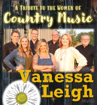 vanessa leigh cover band