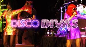 1970s Female Artists Tribute Disco Divas