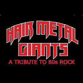 Hair Metal Giants Official Logo